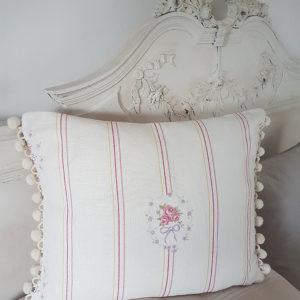Pretty Linen Cushions