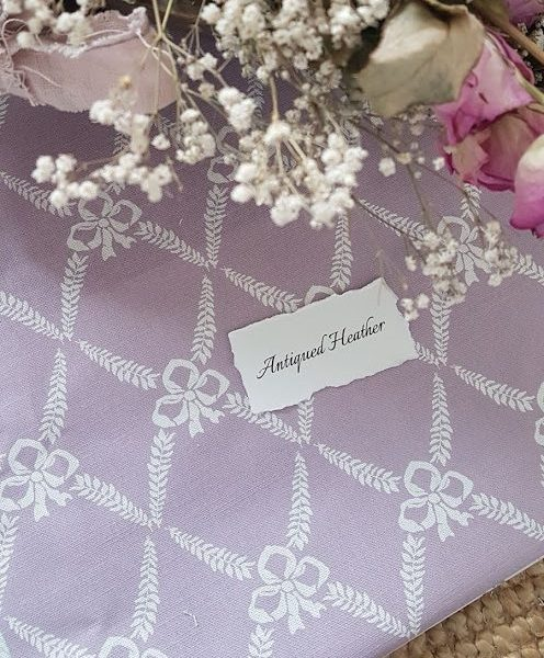 French Bows Antiqued Heather
