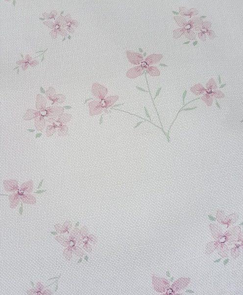 Summer Daisies Floral Linen