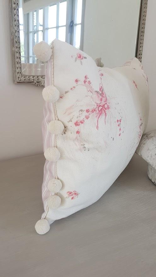 Tutu Dress Bolster Cushion