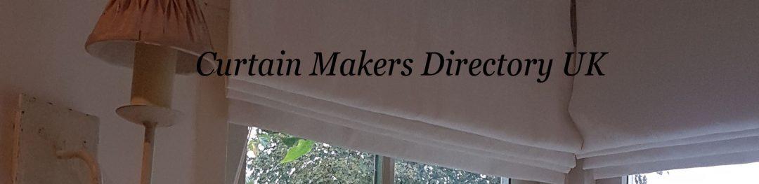 Curtain Makers UK Directory
